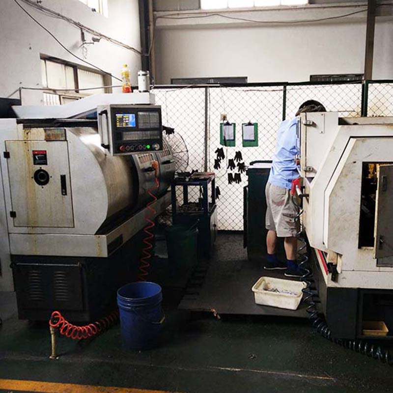 High Precision CNC Lathe