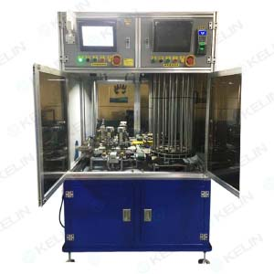 Double string bar 5 station inspection machine