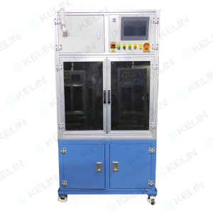 Double channel string bar feeding + blank inspection machine